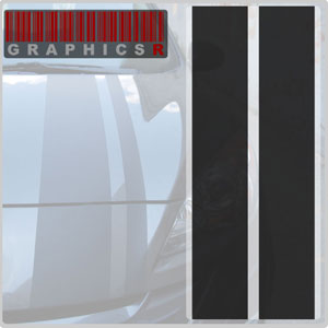 Racing Stripes - Wide Body Graphic