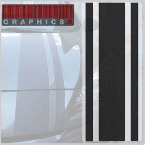 Racing Stripes - Triple Threat Graphic