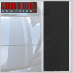 Racing Stripes - Linear Graphic